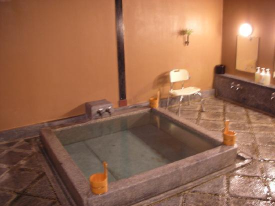 Matsudaya Hotel: 貸切になる維新の湯