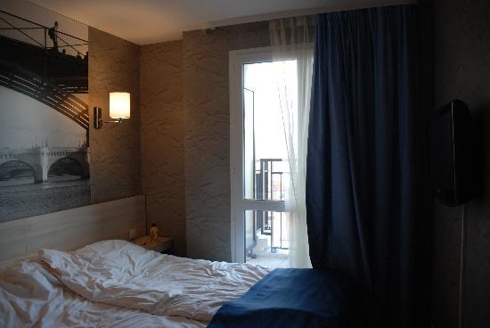 Adagio City Aparthotel Montrouge : Camera
