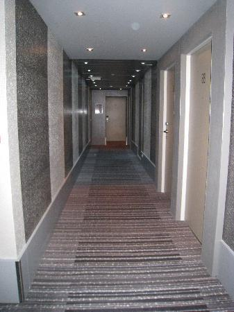 Pullman Toulouse Center: Hallway of the 8th floor