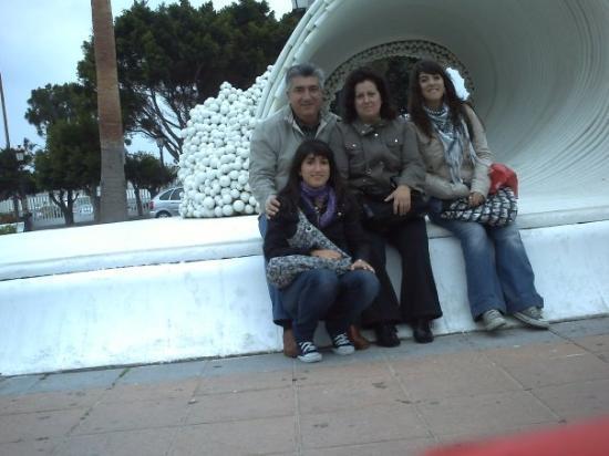 Ceuta, Spain: familyy