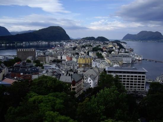 Norvegia Aalesund...19 agosto 2009
