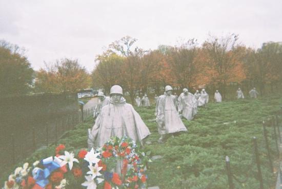 Korean War Veterans Memorial: Korean War Memorial, Washington, D.C.