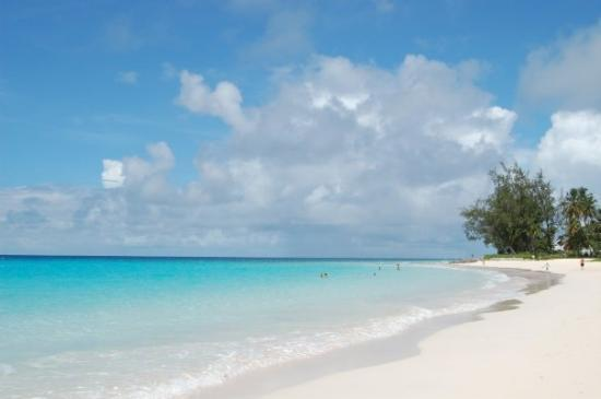 Bridgetown Barbados Rockley Beach The Most Gorgeous I Ve Ever