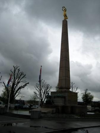 Monument de la Solidarite Nationale : Luxembourg... I believe I'm coming again one day!