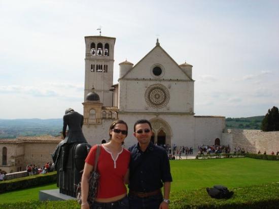 Perugia, Italia: Assisi