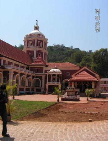 Понда, Индия: Shree Shanta Durga Temple in Ponda, Goa
