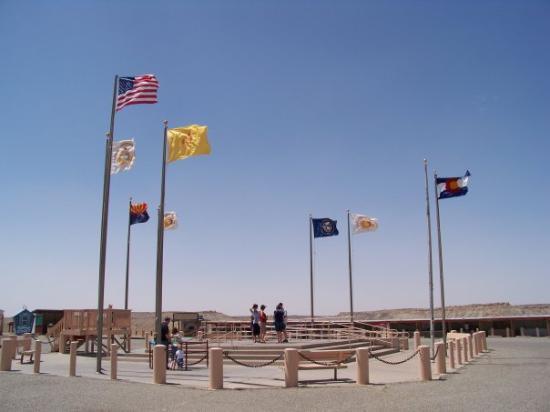 Four Corners Monument: Four Corners