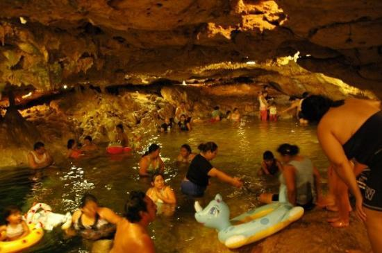 Merida, Mexico: Underground Cenote in remote part of Yucatan.