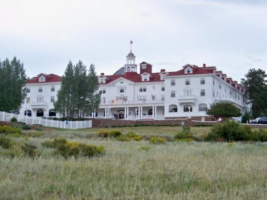 """Stanley Hotel Tour: Stanley Hotel, location of Stephen King's """"The Shining"""""""