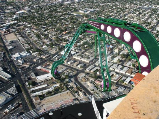 Stratosphere Tower: The Insanity.