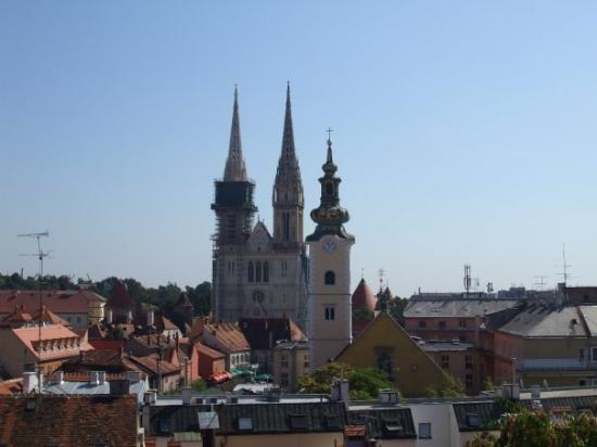 Cathedral of the Assumption: zagreb's cathedral