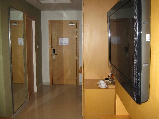 Aspery Hotel: altro angolo della camera