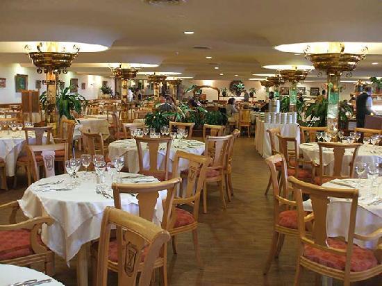Sol Marbella Estepona Atalaya Park: ein Speisesaal