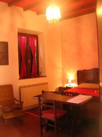 Ticino B&B: double room