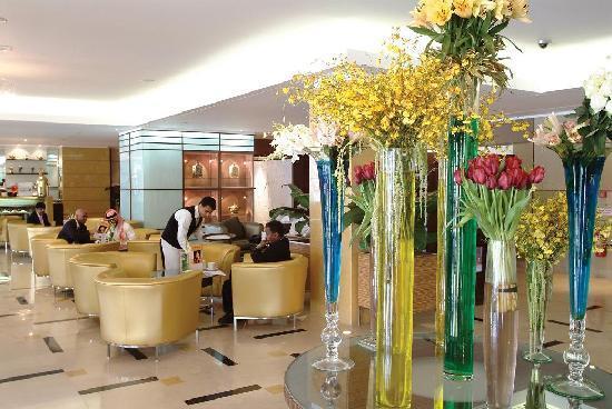 Radisson Blu Hotel, Riyadh: Hotel Lobby