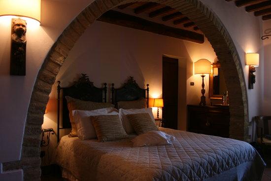 La Palazzetta del Vescovo: Romantic Room