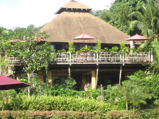 The Spa Resort Koh Chang: The restaurant