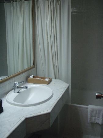 Best Western La Vinci Hotel: バスルーム