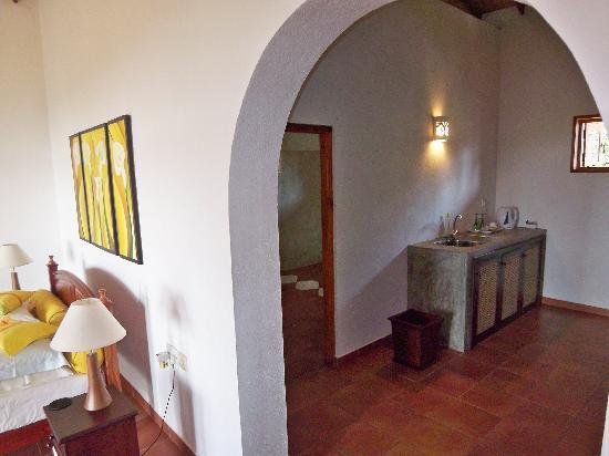 Shangri-Lanka Villa: Part of room