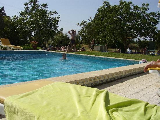 Monte da Serralheira: the pool