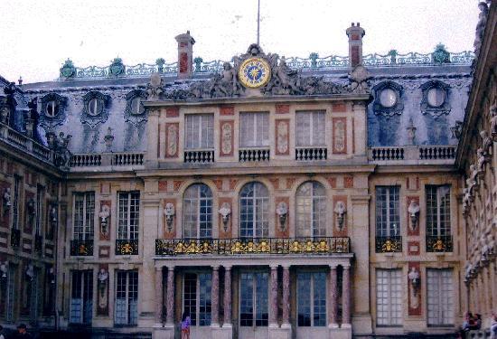 La chapelle du chateau picture of chateau de versailles - Restaurant chateau de versailles ...