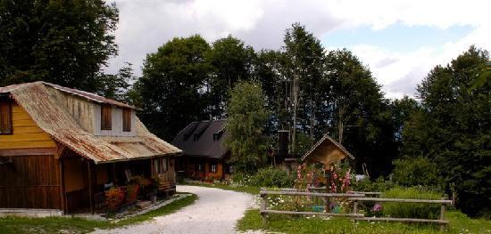 Vittorio Veneto, Italia: antico villaggio cimbro in Cansiglio
