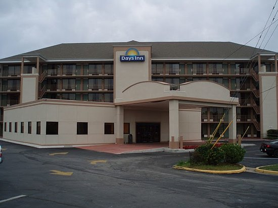 Days Inn Columbus - North Fort Benning - Airport: Remodeled Exterior View