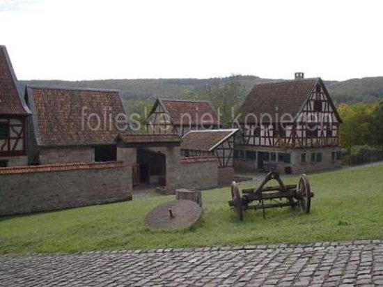 Rheinland-Pfalzisches Freilichtmuseum (open air museum): typical German