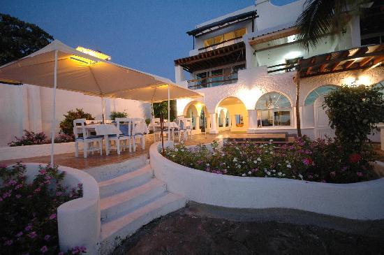 Casa Opuntia Galapagos: Casa Opuntia Dinnig Room