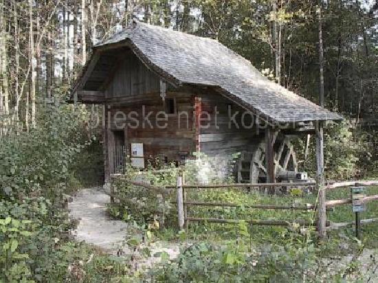 Salzburger Freilichtmuseum: first object: the watermill