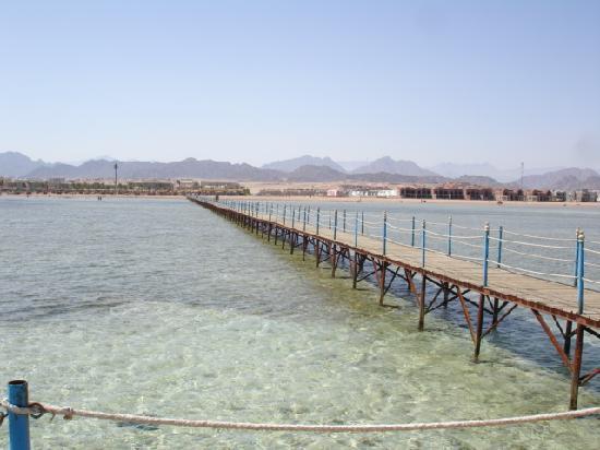 Royal Albatros Moderna Sharm el-Sheikh: The private jetty
