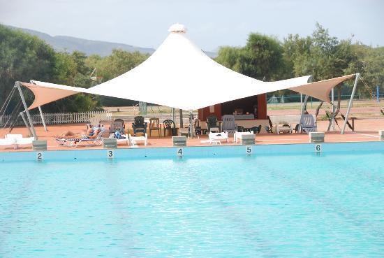 Villaggio Baia delle Mimose: la piscina olimpionica