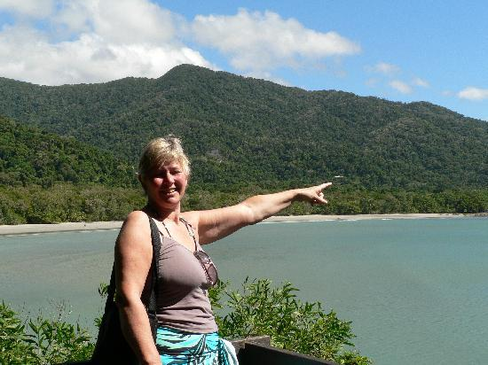 Cape Tribulation Sanctuary: Look, there's the Santuary