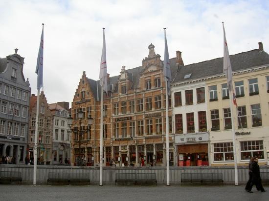 Hotel Ibis Brugge Centrum Bruges Belgien