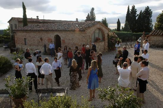 Hotel Borgo Casabianca: After the Cerimony