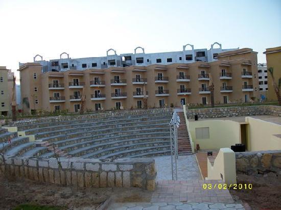 The Three Corners Sunny Beach Resort: hotel