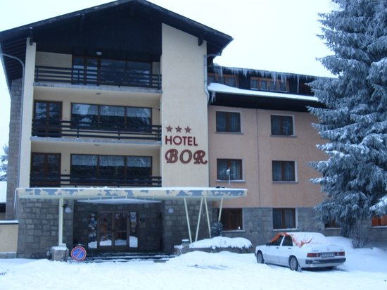 Photo of Hotel Bor Borovets