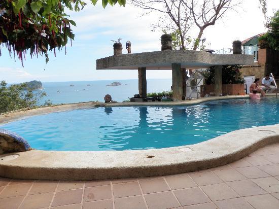 La Mansion Inn: great views