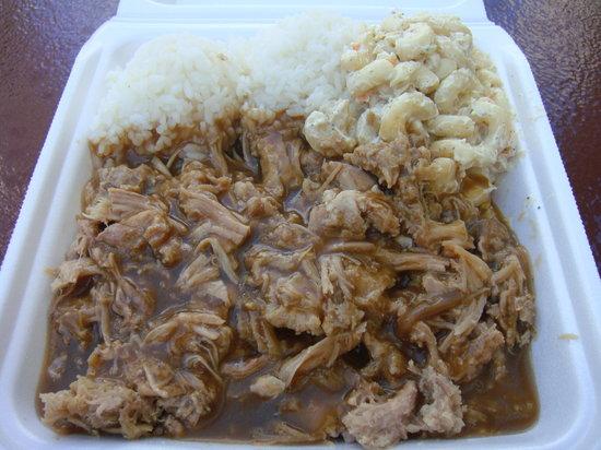 Tsukenjo Lunch House Honolulu Ala Moana Kakaako
