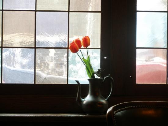 Restaurant Haesje Claes: Très joli décor