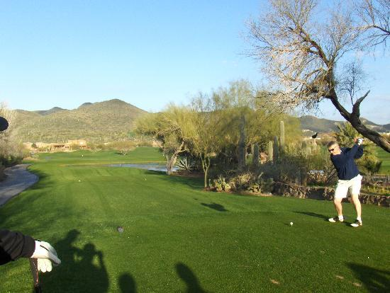 Sonoran Suites of Scottsdale : Golf at Rancho Manana