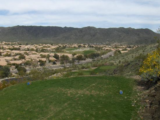 Sonoran Suites of Scottsdale : Arizona desert golf