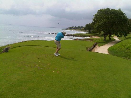 "Casa de Campo Re: ""Teeth of the Dog"""