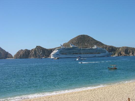 Villa La Estancia Beach Resort & Spa Los Cabos: Scene of the bay