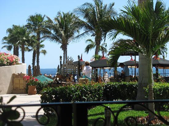 Villa La Estancia Beach Resort & Spa Los Cabos: View from the patio