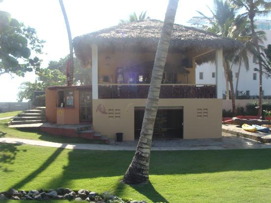 Agualina Kite Resort: Lolo's cafe