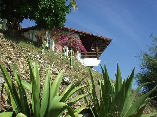 Hotel Brisas Los Galeones: Chambre 207