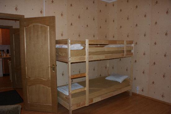 Nordhostel Hermitage: A room