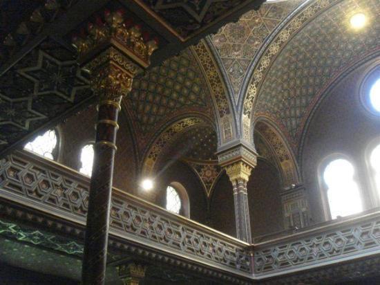 Spanish Synagogue, Jewish Museum in Prague Photo