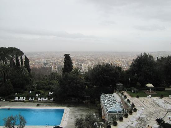 Rome Cavalieri, A Waldorf Astoria Resort: View of Rome